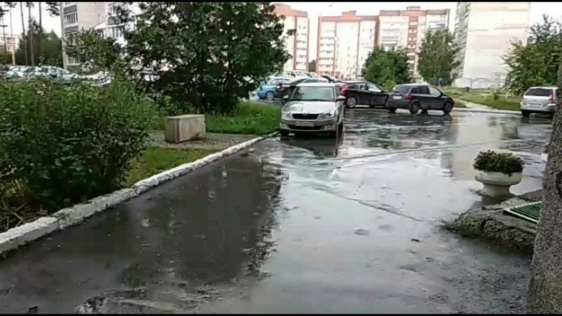 Лето Заречный Дождь