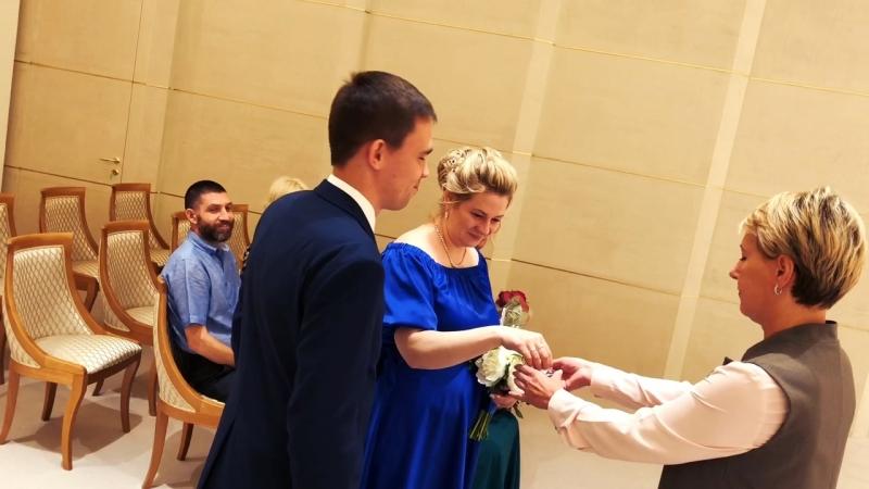 Свадьба Машули и Ростика👰 🎩