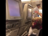 Панин устроил пьяный дебош в самолете