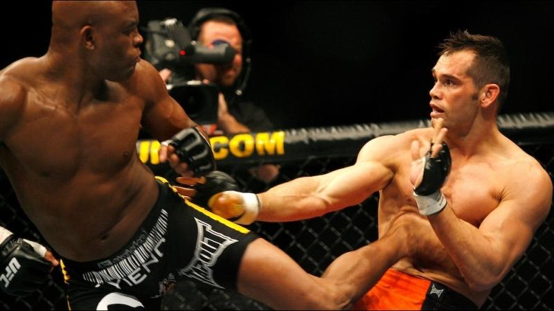 Anderson Silva vs. Rich Franklin II