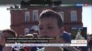 Новости на Россия 24 В дальневосточное в Суворовское училище прибыли первокурсники
