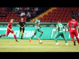 Обзор матча «Ахмат» - «Енисей» (1:0). Российская Премьер-Лига-2018/19, 2 тур