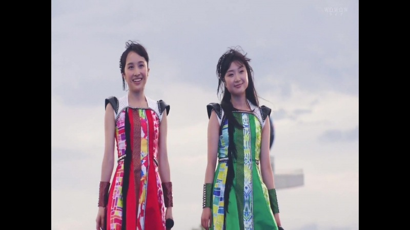 Momoiro Clover Z - Momoiro Sora w EngSub (Kishidan Banpaku 2016)