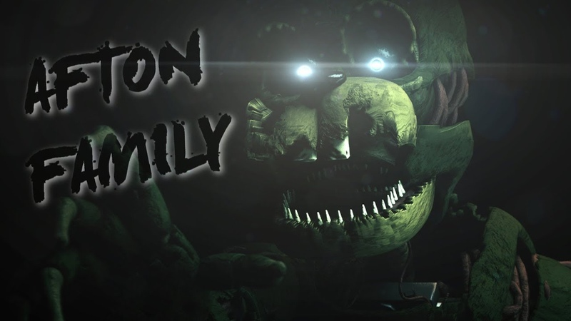 [FNAF | SFM] Afton Family - KryFuZe (Russell Sapphire Remix)