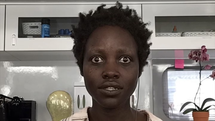 """Lupita Nyong'o on Instagram: """"Thank you @MTV for my Best Performance and Best Villain UsMovie nominations, and for recognizing the film in the Bes..."""