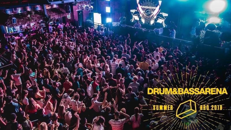 DBTV - DrumBassArena Summer BBQ 2018