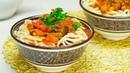 Лагман. Узбекская кухня. Рецепт от Всегда Вкусно!