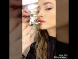 Лёгкий макияж для фотосессии