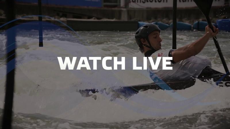 Watch Live / 2018 ICF Canoe Slalom World Cup 2 Krakow