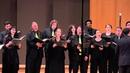 Portland State Chamber Choir - They Won't Go When I Go - Stevie Wonder, arr. Ethan Sperry
