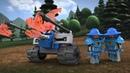 Набор LEGO NEXO KNIGHTS 70311 Безумная катапульта
