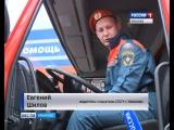 Новая пожарная часть в Иванове получила подъемник, позволяющий тушить огонь в многоэтажках