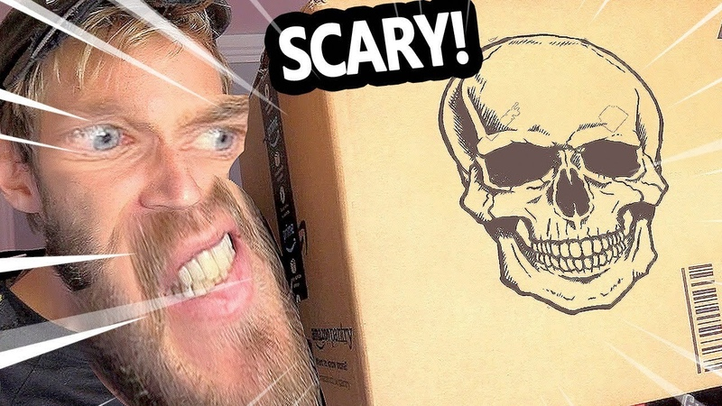 Very Scary Buying and Opening a Real Dark Web Mystery Box **Cursed**