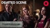 Shadowhunters Season 3, Episode 3 Deleted Scene Clary, Jace &amp Izzy Search For The Owl Freeform