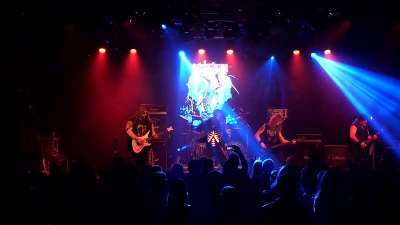 Blitzkrieg - Hard Rock Hell 2018 HD