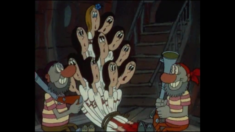 Как казаки невест выручали (1973) казаки