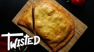 Monster Beef Chili Empanada Recipe | Best Empanadas | Party Food | Twisted