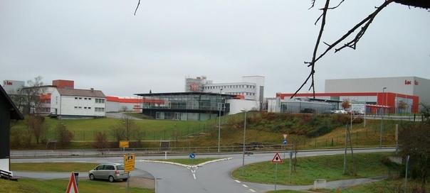 Головной офис компании Hecler & och GmbH в Оберндорф-на-Неккаре