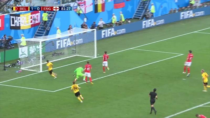 Bélgica 2 0 Inglaterra Resumen del partido FIFA World Cup 2018 Tercer y cuarto puesto