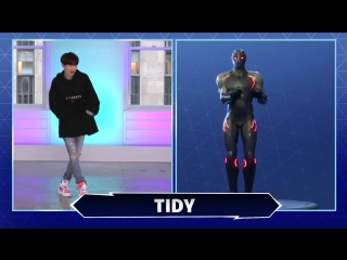 180926 bts and jimmy fallon do the fortnite dance challenge @ the tonight show starring jimmy fallon