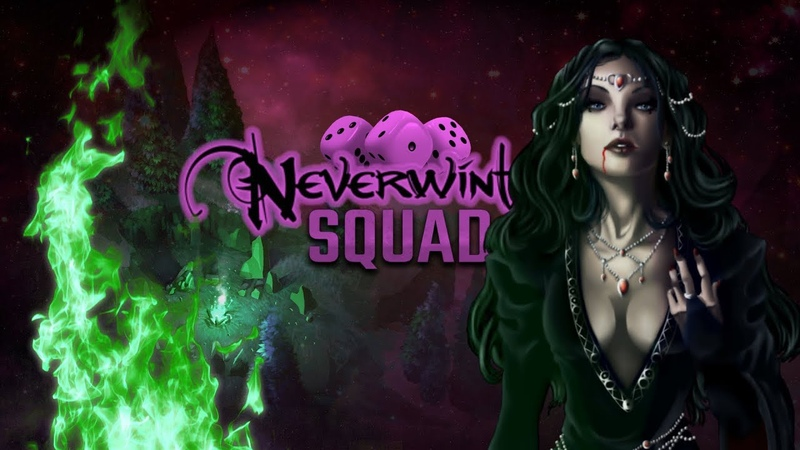 18 Neverwinter Nights Siala Забытое приключение 2 сезон бонус серия