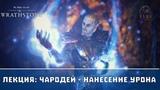 ESO Лекция (Wrathstone) Чародей (Sorcerer) - нанесение урона Rawr Лектор @ Heymexa