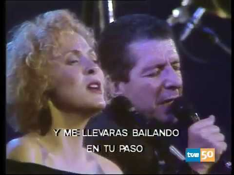 Leonard Cohen Take This Watz (Live in Spain, 1988) Subtitulado