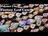 Fantasy Leaf Cane