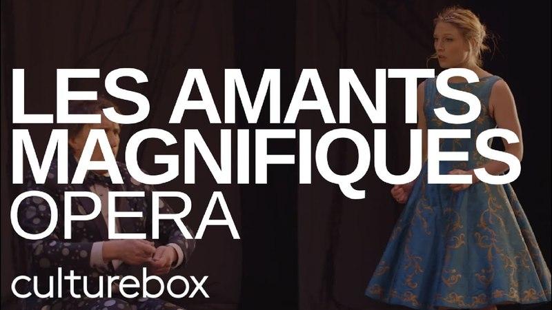 Les Amants magnifiques - Live @ Opéra de Rennes