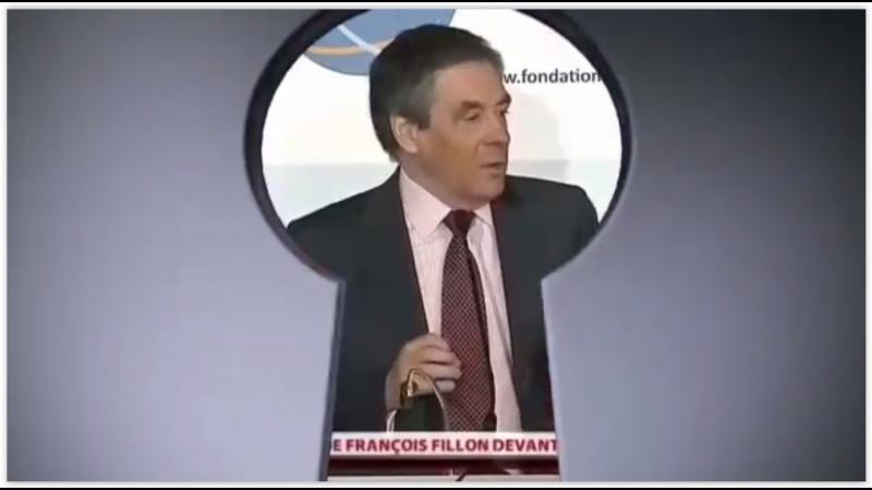 Écoutez François Fillon MAGISTRAL LES Anti Mafia Francaise