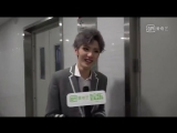 060418 Ling Chao's backstage interview after Idol Producer final