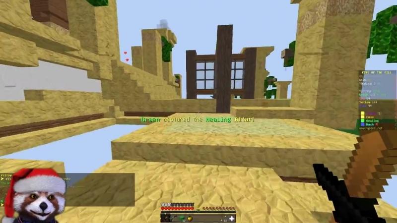 [SuLL] НОВЫЙ ЦАРЬ ГОРЫ НА ХАЙПИКСЕЛЕ ░ King of The Hill / Minecraft ░