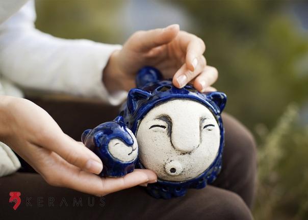 Керамические сувениры ручной работы