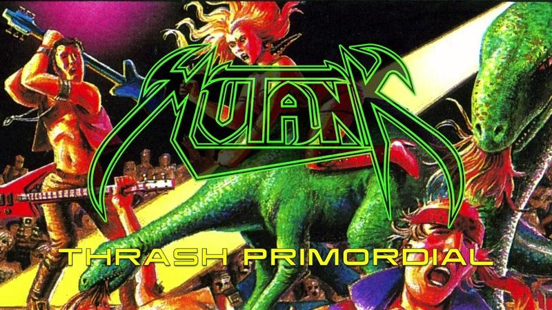 MUTANK - Thrash Primordial