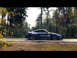 Old & New Porsche 911 (997)