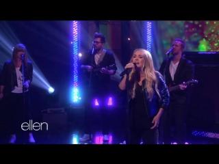 Carrie Underwood - Love Wins @ The Ellen DeGeneres Show