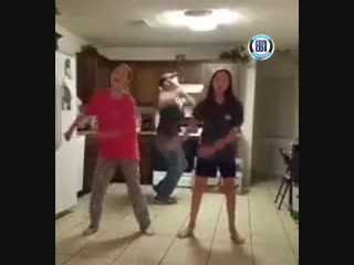 Батя спас этот танец