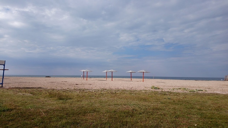 Отдых в Крыму 2018, база отдыха, Бакальская каса. Стерегущее