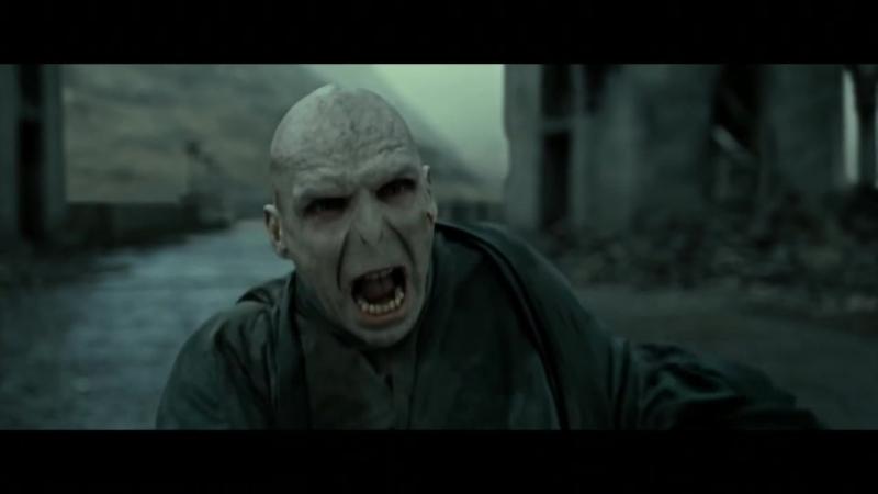 Harry Potter vs Voldemort (Sonne Caver)