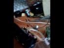 Работа кассетной деки из магнитолы Philips 2