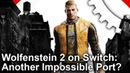 Wolfenstein 2 Switch Analysis Can Mobile Hardware Really Run a Cutting Edge Shooter