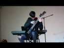 BARROCO DISTORTION - Bach: Prelude 1 in C Major from the Well-Tempered Clavier