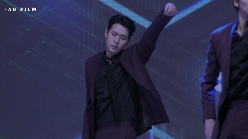 181005 [fancam] 크나크 (KNK) - 해.달.별 (박승준FOCUS) @ 39th Living in Jincheon Culture Festival