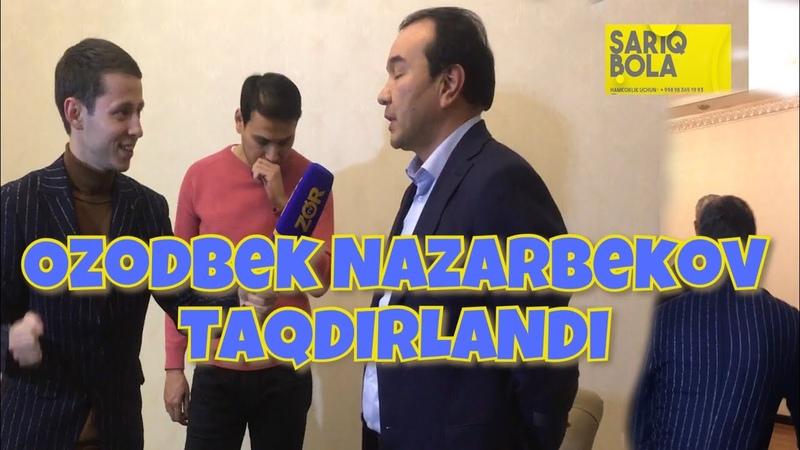 Ozodbek Nazarbekov CHEMPION😊📣