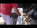 Технология штробления и армирования газоблока masterkladki