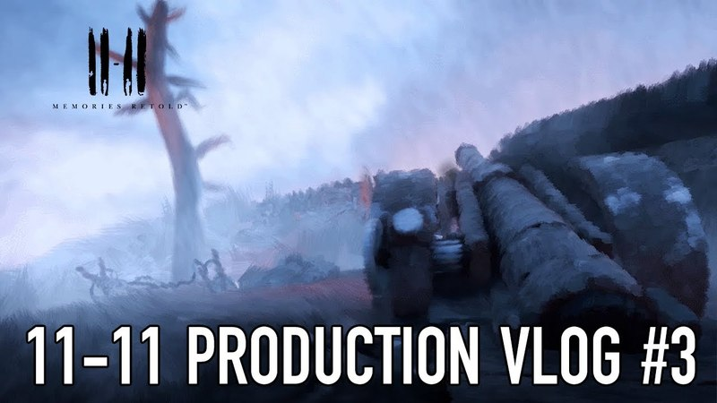 11-11 Memories Retold - Vlog 3 Games for Change