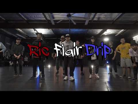 Ric Flair Drip   Melvin Timtim choreography   SRank Freestyle