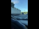 Жёсткая авария на М-1 в Кардымовском районе Смоленская область