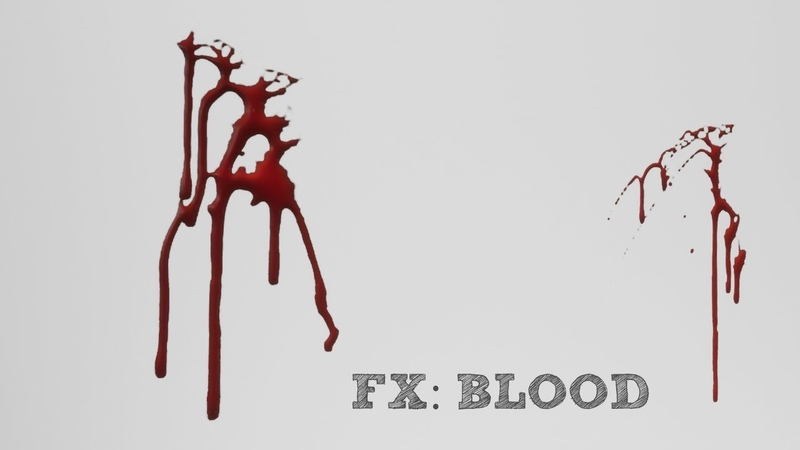 FX: Blood [Flowings, Dots]