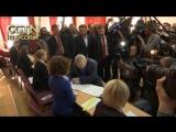 В России сегодня стартовали президентские выборы. Кто по вашему мнению одержит победу?